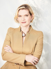 Julia Steyn, la directrice de Maven. Photo :... - image 1.0