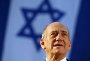 Le prédécesseur de Benyamin Nétanyahou, Ehud Olmert (photo),... (REUTERS) - image 3.0