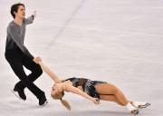 Charlie Bilodeau et Julianne Séguin... (Photo Mladen ANTONOV, Agence France-Presse) - image 2.0