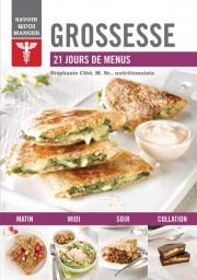 Grossesse, 21jours de menus, de StéphanieCôté... (Photo fournie par Modus Vivendi) - image 2.0