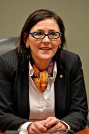 Diane Francoeur,présidente de la Fédération des médecins spécialistes... (Photo Patrice Laroche, archives Le Soleil) - image 1.0
