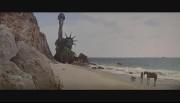 Charlton Heston et Linda Harrison dansLa planète des... (Image fournie parTwentieth Century Fox) - image 1.0