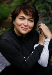La réalisatrice Lyne Charlebois... (Photo Robert Skinner, archives LA Presse) - image 6.0