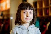 Madina Panov, 6 ans... (Photo Alain Roberge, La Presse) - image 1.0