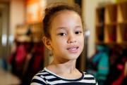 Rime Rey, 7 ans... (Photo Alain Roberge, La Presse) - image 1.1