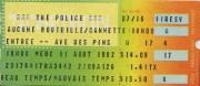 Billet pour le spectacle de The Police du... (photo la presse) - image 1.1