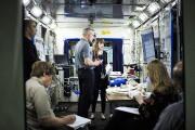 L'astronaute David Saint-Jacques est à bord d'un module... (Photo Édouard Plante-Fréchette, La Presse) - image 2.0