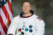 L'astronaute Jack Swigert en 1971... (Photo fournie par la NASA) - image 1.0