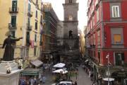 Le centre historique de Naples grouille de visiteurs.... (Photo Philippe Beauchemin, La Presse) - image 1.0