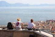 Pour admirer la grandeur de Naples-1million de personnes... (Photo Philippe Beauchemin, La Presse) - image 2.0