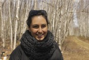 La cinéaste Kim O'Bomsawin... (Photo Donat Chabot, fournie par Présence autochtone) - image 2.0
