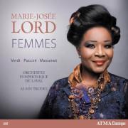 Femmes, de Marie-Josée Lord avec l'Orchestre symphonique de... (Image fournie parAtma Classique) - image 2.0