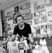 Ruth Handler et ses créations... (PHoto tirée de inc.com) - image 1.1