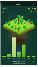 L'application connaît une hausse exponentielle de popularité: elle... (IMAGE FOURNIE PAR FOREST) - image 1.0