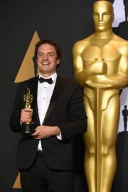 Sylvain Bellemare s'apprête à travailler sur une production... (Photo Jordan Strauss, Archives Associated Press) - image 2.0