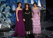 Ashley Judd, Annabella Sciorra et Salma Hayek... (photoChris Pizzello, associated press) - image 1.0