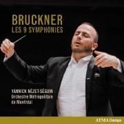 Bruckner, les 9 symphonies, del'Orchestre Métropolitain sous la... (Image fournie par Atma Classique) - image 1.0