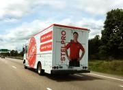 Depuis l'an dernier, un camion-démonstrateur de Stelpro parcourt... (Photo fournie par Stelpro) - image 1.0