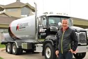 Serge Harnois, PDG d'Harnois Groupe pétrolier... (Photo fournie par Harnois Groupe pétrolier) - image 2.0