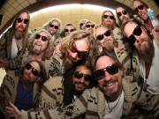 Des admirateurs de The Big Lebowski lors du... (Photo tirée du site Dudeism) - image 3.0