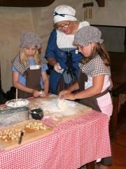 Au Château Ramezay, les enfants mettent la main... (Photo fournie par leMusée du Château Ramezay) - image 3.0
