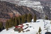 Le restaurant est situé aux deux tiers d'Aspen... (Photo Martin Tremblay, La Presse) - image 3.0