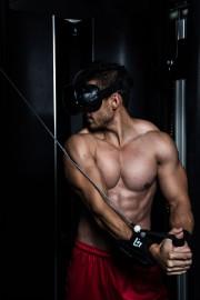 Jumeler l'immersion de la réalité virtuelle avec l'entraînement,... (Photo fournie par Blackbox VR) - image 2.0
