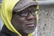 Kouadio Frederic Kouakou, le père du jeune disparu... (photo PATRICK SANFACON, LA PRESSE) - image 2.0