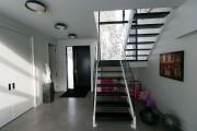 Une zone sous l'escalier a été aménagée en... (Photo François Roy, La Presse) - image 2.0