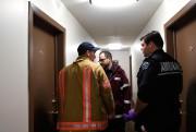 En entrant dans le corridor qui mène à... (Photo Bernard Brault, La Presse) - image 1.1