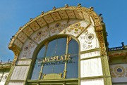 La station de métro Karlsplatz, signée Wagner.... (Photo Thinkstock) - image 2.0