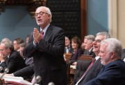 Carlos Leitão, ministre des Finances... (Photo Jacques Boissinot, archives La Presse canadienne) - image 1.0