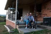 Ashley et Jerry Mullens nous ont accueillies comme... (Photo Marie-Soleil Desautels, La Presse) - image 10.0