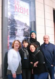 Les comédiens Annick Bergeron, Aurélie Brochu Deschênes Simon... (photo fournie par la production) - image 3.0