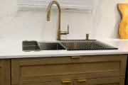 Poignées: Différentes teintes métalliques se mélangent bien, estime... (Photo François Roy, La Presse) - image 5.0