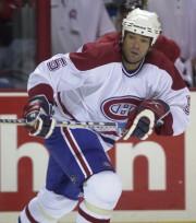 Stéphane Quintal dans l'uniforme du Canadien de Montréal... (ARCHIVES LA PRESSE) - image 2.0