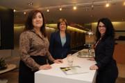 Les trois cocréatrices du programme CLEF d'EY:Maria Duarte,... (PHOTO FOURNIE PAR EY) - image 1.0