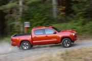 Le Tacoma demeure un outil de choix pour... (Photo fournie par Toyota) - image 5.0