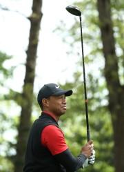 Tiger Woods lors de la ronde finale, dimanche.... (REUTERS) - image 2.0