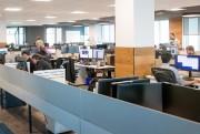 Les studios de Playtika comptent une centaine d'employés... (PHOTO MARCO CAMPANOZZI, LA PRESSE) - image 1.0