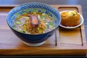 Les nouilles udon sont servies avec du porc... (Photo Martin Chamberland, La Presse) - image 2.0