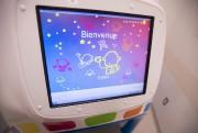 «Si la technologue se rend compte qu'un enfant... (Photo Ivanoh Demers, La Presse) - image 1.1