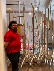 Âgé de 37 ans, Ludovic Boney est plus... (Photo Réjean Morin, fournie par Action Art Actuel) - image 2.0