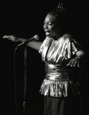Nina Simone en 1985... (PHOTO  Rene Perez, ARCHIVES AP) - image 1.0