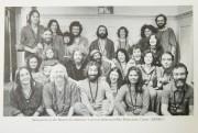 La commune montréalaise des disciples d'Osho (les sannayins... (PHOTO MARCO CAMPANOZZI, LA PRESSE) - image 2.0