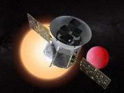 Pour détecter les exoplanètes, TESS observe la baisse... (Image fournie par la NASA) - image 1.0