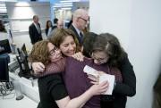 Les journalistes duWashington PostAlice Crites, Stephanie McCrummen, Amy... (AP) - image 3.0