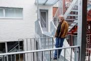 Hervé Holdrinet, qui a acheté son triplex il... (PHOTO ALAIN ROBERGE, LA PRESSE) - image 1.0
