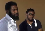 Rashon Nelson et Donte Robinson.... (AP) - image 2.0