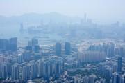 La vue de la baie de Kowloon depuis... (Photo : Guillaume Simoneau) - image 1.0